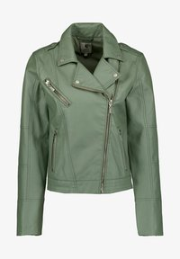 Garcia - Faux leather jacket - sea spray - 3