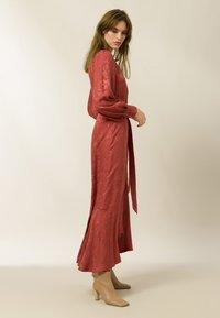 IVY & OAK - Maxi dress - tuscan red - 2