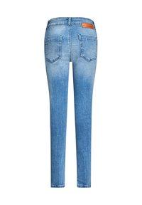 WE Fashion - SUPERSKINNY - Jeggings - ice blue - 5