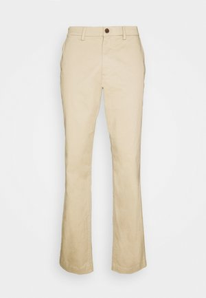 ESSENTIAL  - Trousers - iconic khaki