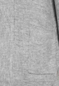 New Look Curves - CARDIGAN - Cardigan - light grey - 2