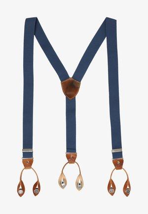 BRACES HOSENTRÄGER - Belt - denim blau