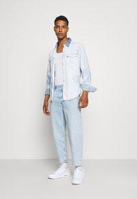 Jack & Jones - JJIROB JJORIGINAL  - Straight leg jeans - blue denim - 1