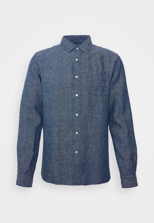 ELDER - Shirt - blue