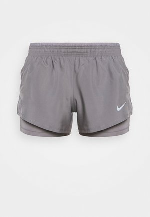 10K SHORT - Sports shorts - gunsmoke/wolf grey