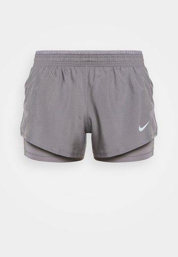 10K SHORT - Sports shorts - gunsmoke/wolf grey