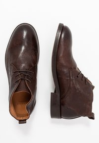 Hudson London - DARTMOOR - Lace-ups - brown - 1