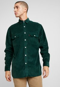 Levi's® - OVERSIZED WORKER - Camisa - pine grove - 0