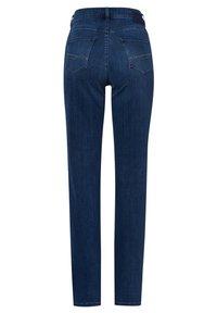BRAX - STYLE CAROLA - Straight leg jeans - used regular blue - 6