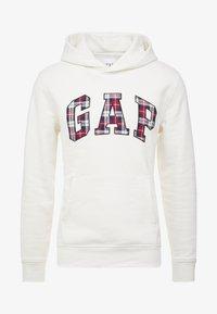 GAP - PLAID ARCH  - Hoodie - carls stone - 3