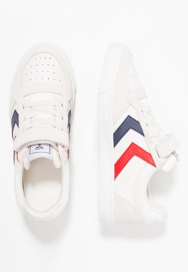 SLIMMER STADIL - Sneakers laag - white