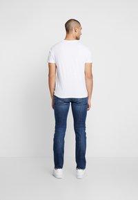 Diesel - BUSTER - Slim fit jeans - blue denim - 2
