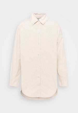 CACAO - Button-down blouse - beige