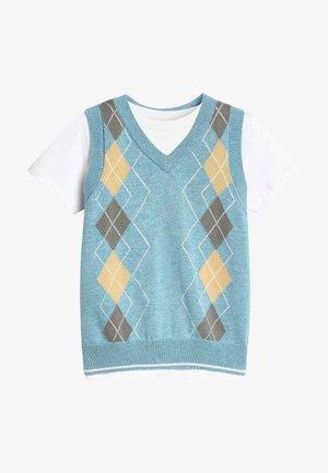SET - T-shirt basique - blue