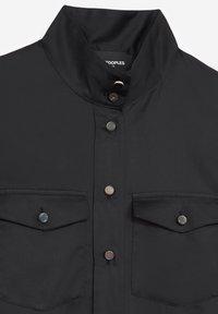The Kooples - Button-down blouse - black - 3