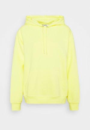 Jersey con capucha - yellow light