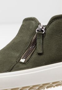 ECCO - SOFT  - Sneakersy niskie - deep forest - 2