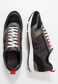 HUGO - HYBRID - Sneakers - medium green - 0