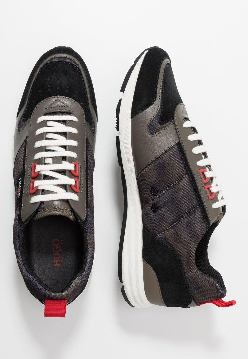 HUGO - HYBRID - Sneakers - medium green