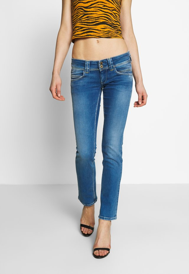 VENUS - Vaqueros slim fit - denim