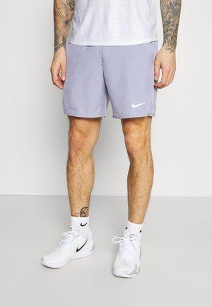 Korte broeken - indigo haze/white