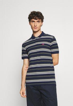NEW LEVIS HOUSEMARK - Polo shirt - skipper peacoat