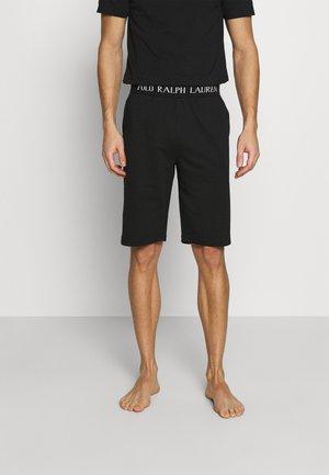 LOOP BACK  - Pantalón de pijama - black