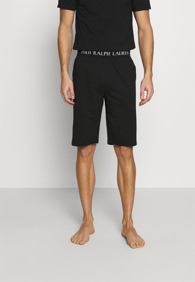 LOOP BACK  - Bas de pyjama - black