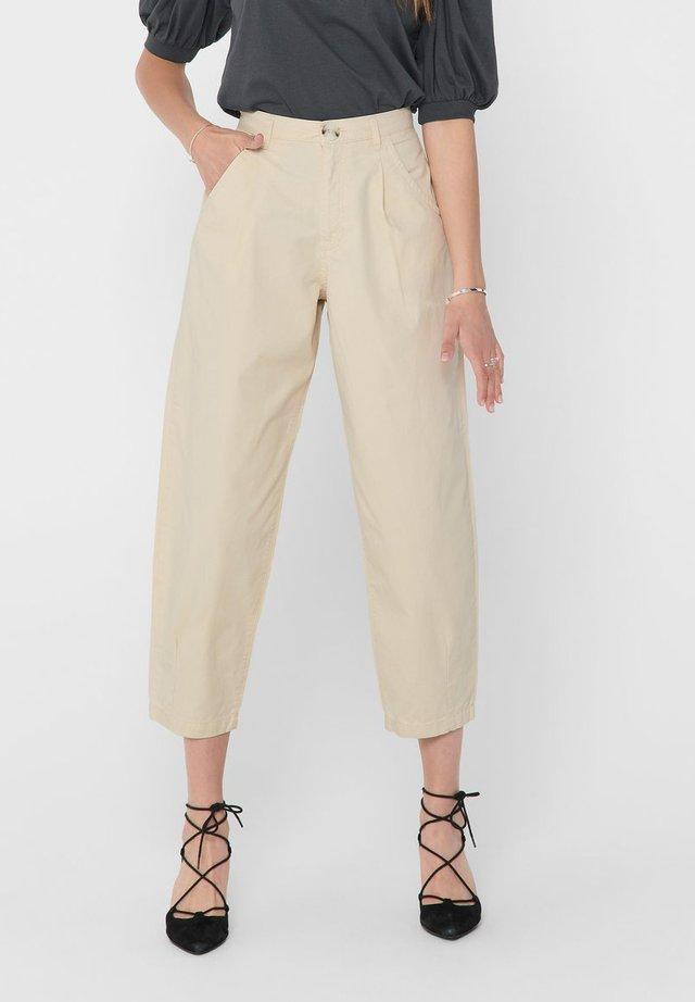 Trousers - tapioca