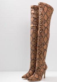 KIOMI - Over-the-knee boots - multicolor - 4