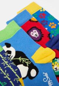 Happy Socks - WILDLIFE UNISEX 4 PACK - Socks - multi-coloured - 2