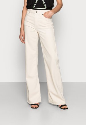 TORI JEANS - Relaxed fit jeans - unbleached