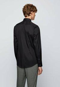 BOSS - SPREAD - Formal shirt - black - 2