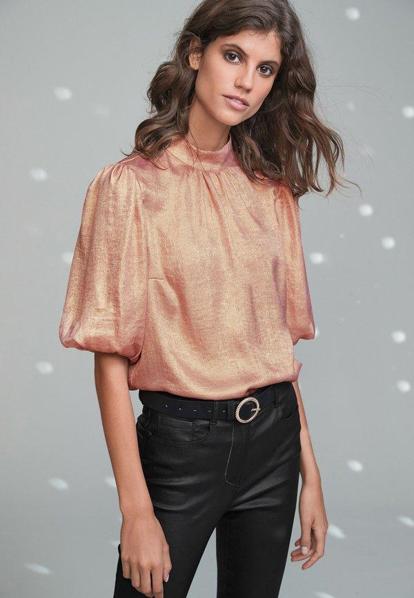 Next Bluzka - pink/rÓżowy DKRE