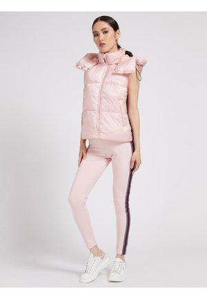 SEITENSTREIFEN - Leggings - mehrfarbe rose