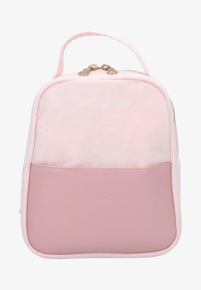 CAPSULE - Tagesrucksack - light pink
