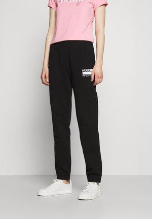 NAJOGGER - Pantalones deportivos - black