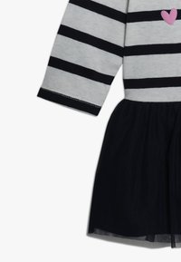 Staccato - BABY - Jersey dress - offwhite melange - 2