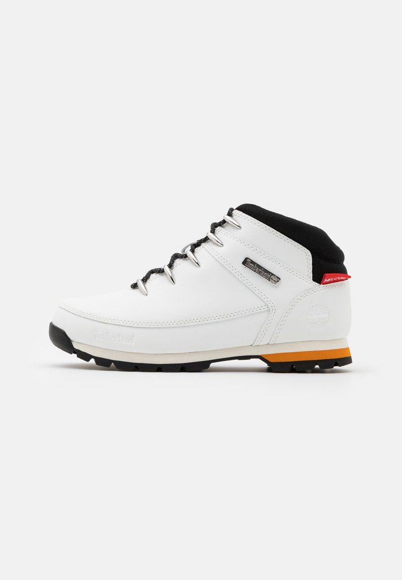 Timberland - EURO SPRINT HIKER - Lace-up ankle boots - white