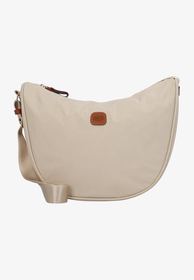 Bric's - Across body bag - beige-leather