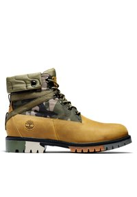 Timberland - Veterboots - wheat full grain - 4