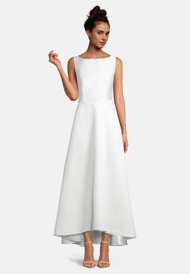 Robe de cocktail - ivory white