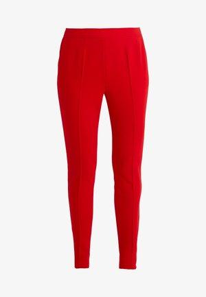 TALICIA TROUSER - Trousers - rita red