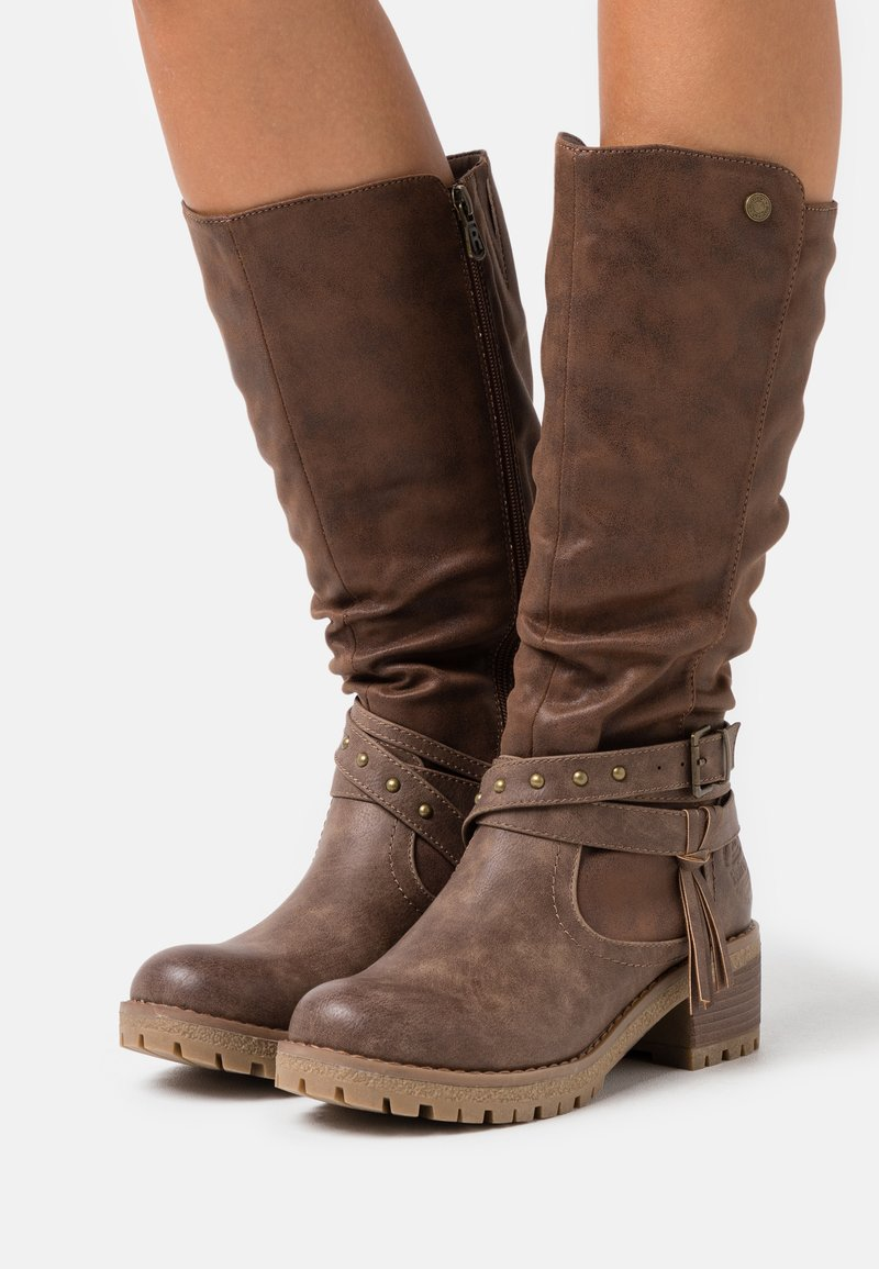 Refresh - Boots - taupe