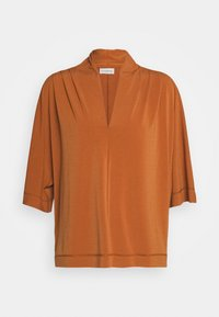 By Malene Birger - BIJANA - Long sleeved top - brick - 5