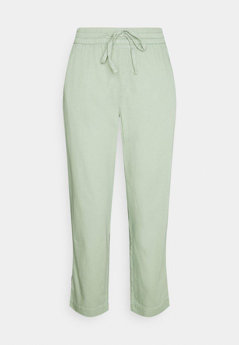 GAP - EASY PANT SOLID - Trousers - desert sage
