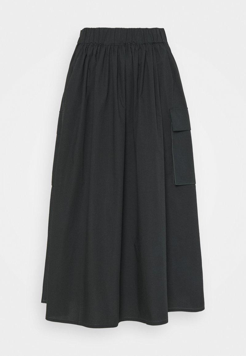 By Malene Birger - MILLER - A-line skirt - black