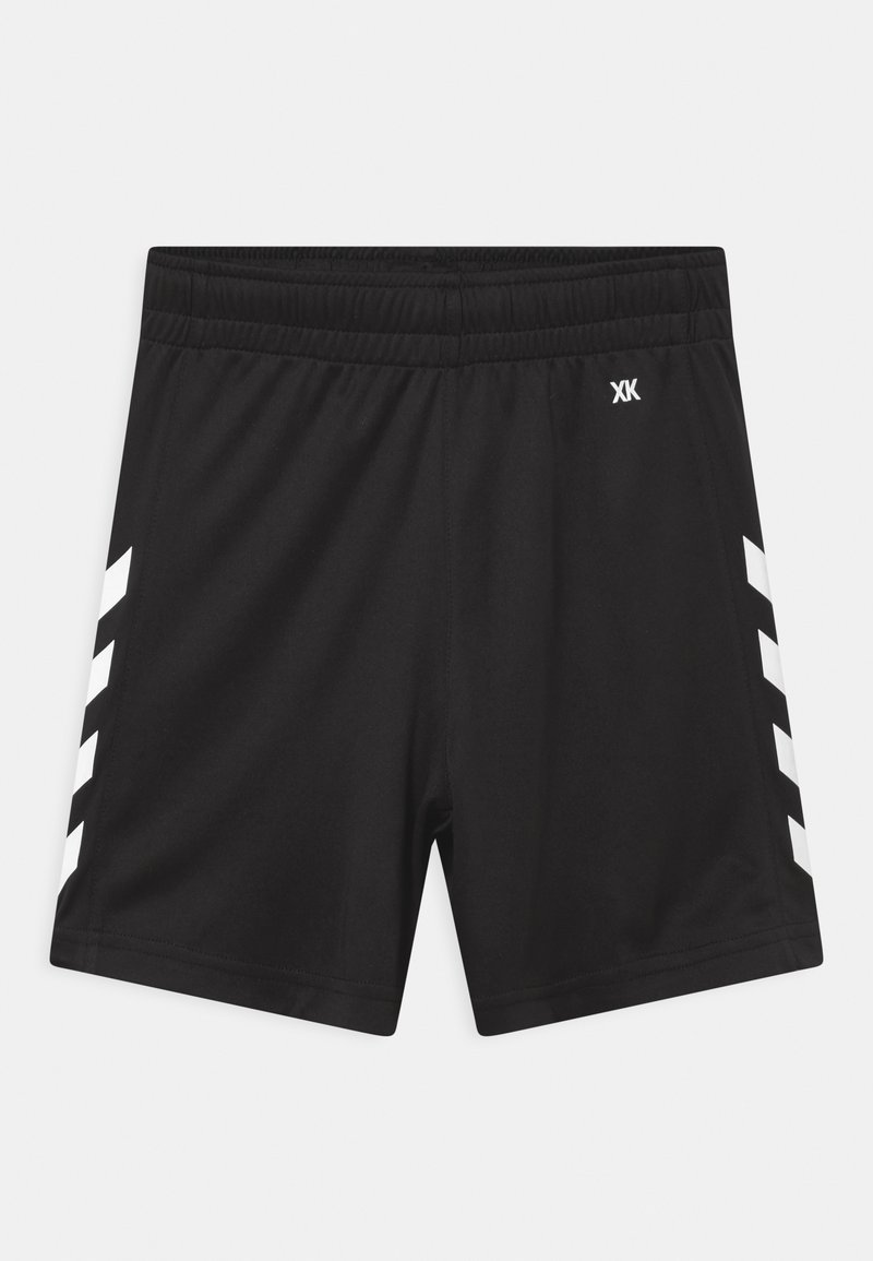 Hummel - CORE POLY UNISEX - Sports shorts - black