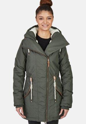 DAISY - Winter coat - khaki