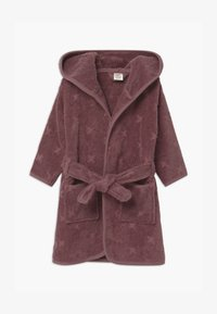 Müsli by GREEN COTTON - BATHROBE BUNNY UNISEX - Župan - flint - 0